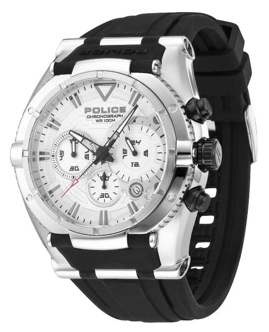 Police Mens PL.13092JS/04 Raptor Collection Chronograph Watch